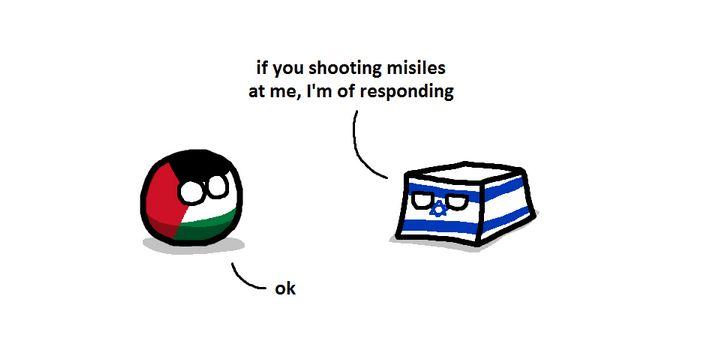 パレスチナのロジック (1)
