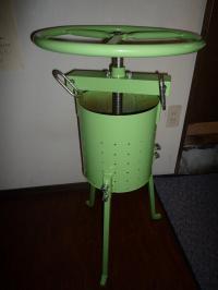 餃子絞り機