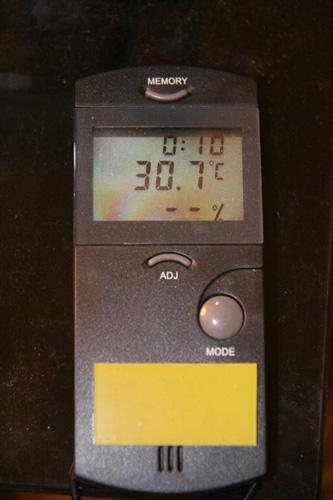 温湿度計006