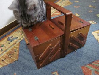 折りたたみ木箱1