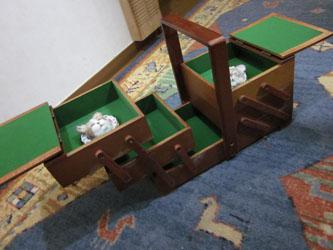 折りたたみ木箱3