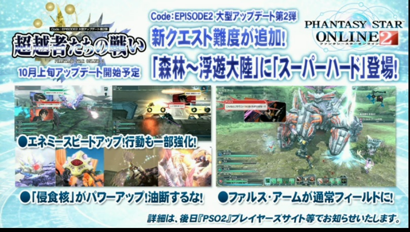 pso2 up