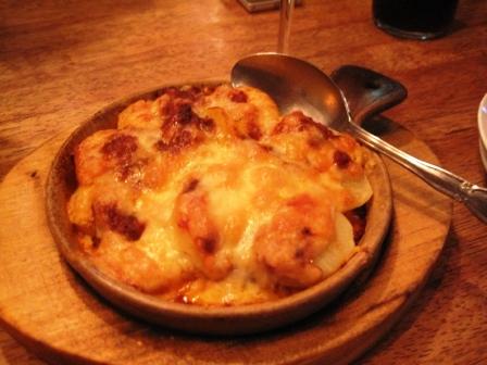 220526チーズ焼き