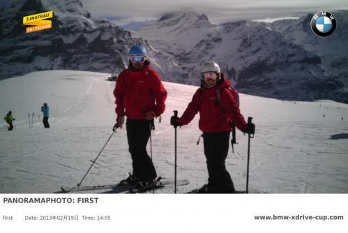 2013年2月19日 スキー研修