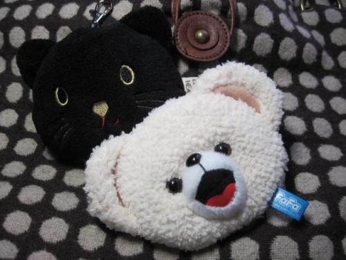 黒猫&ファーファ