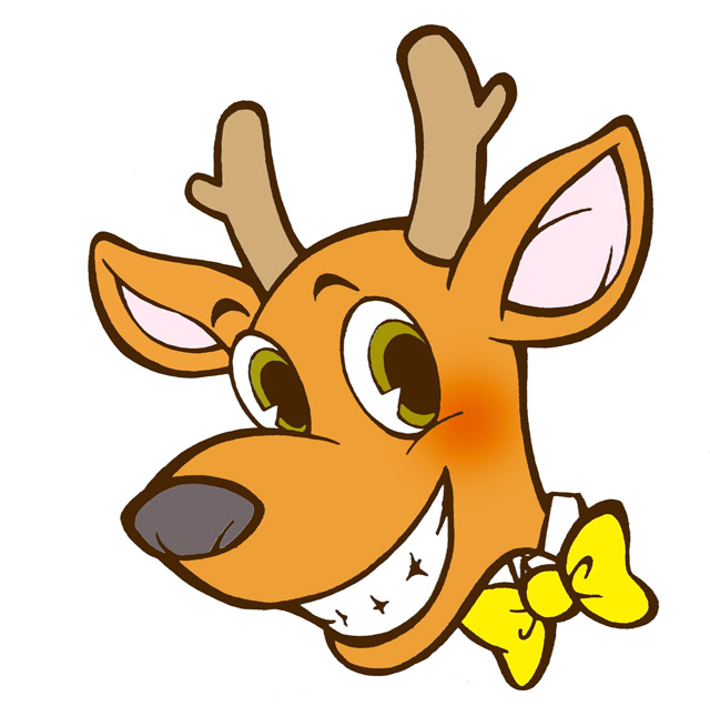 カツサンド鹿