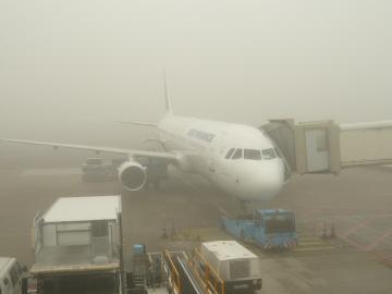 schiphol 32 mist