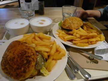 cheeseburger VD