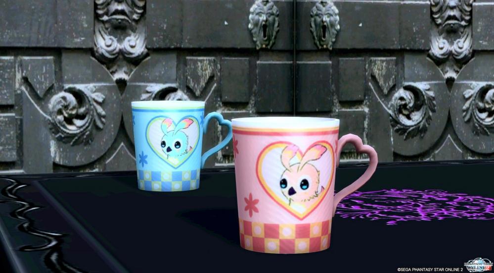 ラッピーマグカップ
