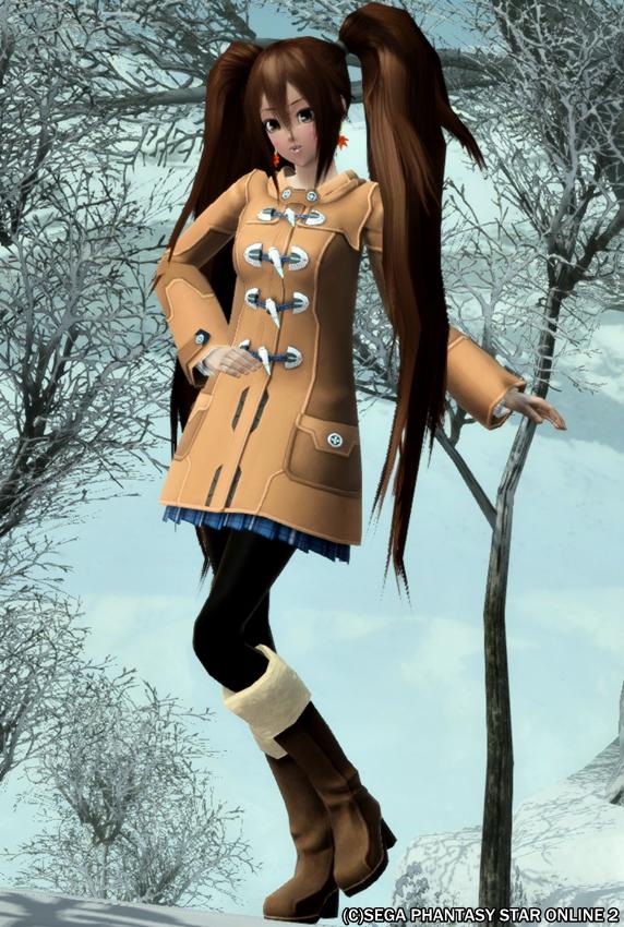 今日は寒いから、アークスダッフルでぬくぬくしよう(*^ω^*)