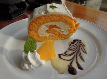 百年草ケーキ1