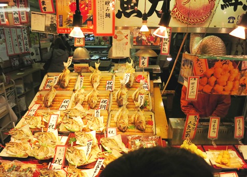 5)鯛は3500円から8500円