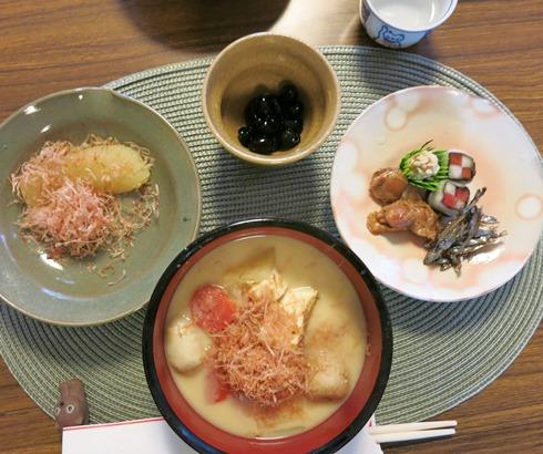 4)お雑煮ちゃん