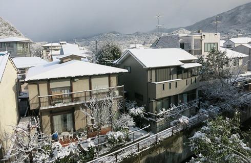 7)窓からの景色