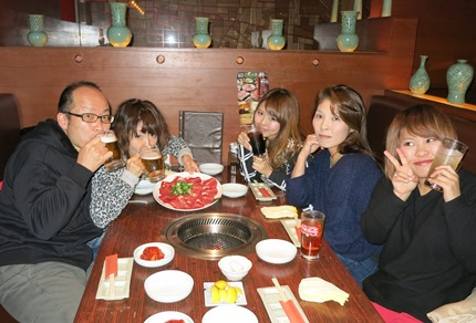 8)妹の誕生日!