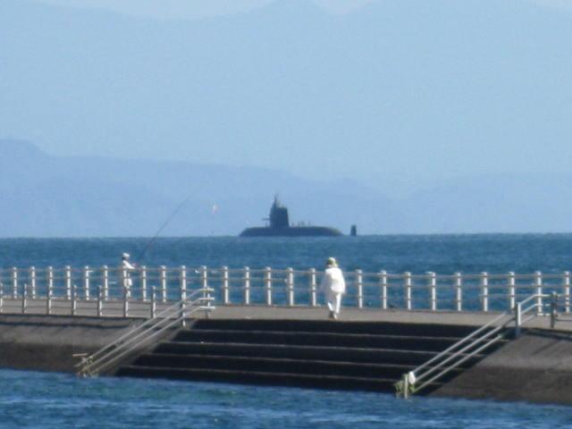 潜水艦 海自
