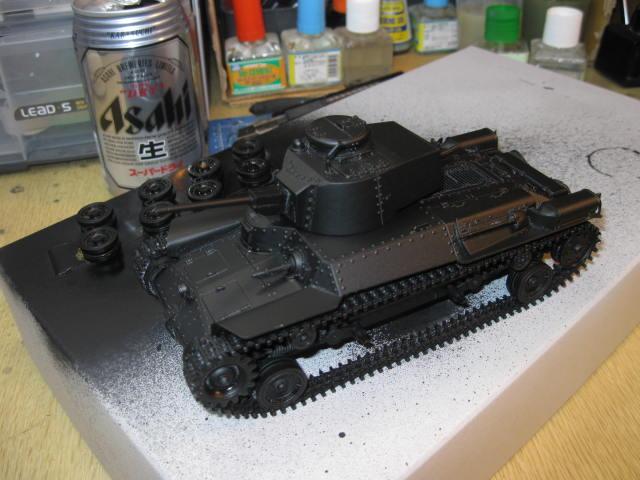 97式中戦車改の2