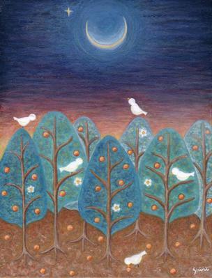 「月の森」