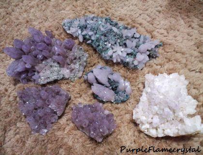 国産紫水晶