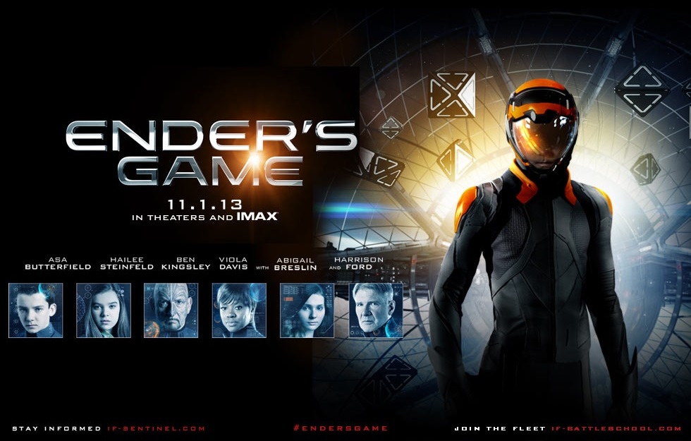 Enders Game Film