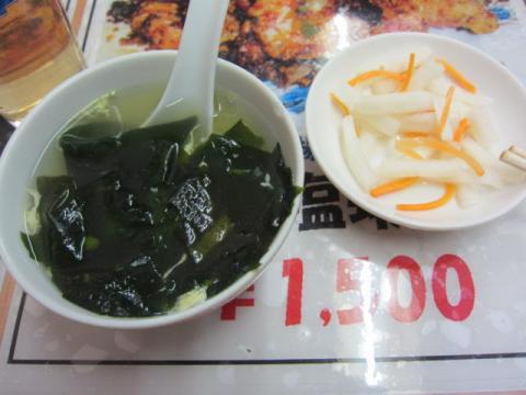 天龍菜館m17