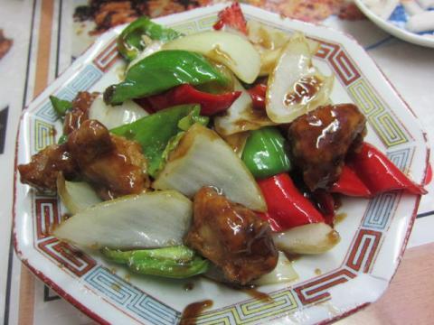 天龍菜館m36