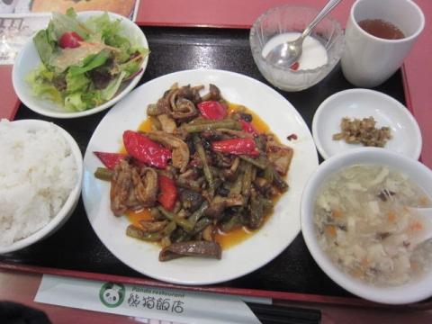熊猫飯店m32