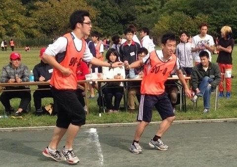 2013年 駅伝大会①