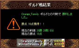 Orange_Family様