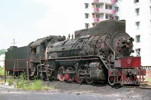中国鉄路局JS6508(建設)-韶関段-[0000576]