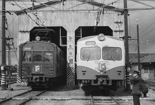 阪和線70系&72系-鳳区-[9000185]