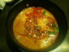 坦々麺加工