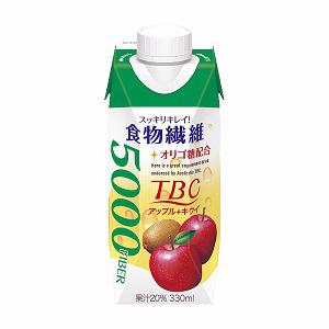 TBC 食物繊維 アップル+キウイ
