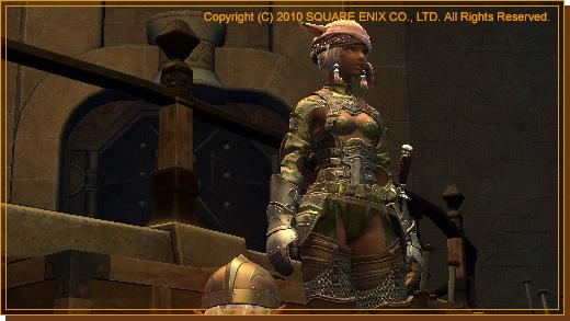 No.109 コロセウムの女剣士
