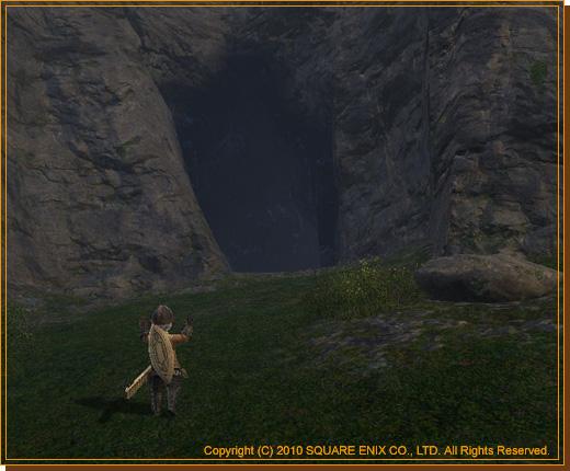No.178 洞窟の入り口