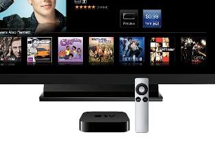 セットトップボックス(STB)「Apple TV」