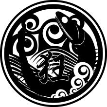 本日【煮干狂會プレゼンツ】おおぜき中華そば店1周年特別営業♪-3