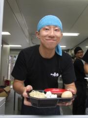 大つけ麺博 日本一決定戦2第一陣 ~麺や 而今【其の弐】~-9