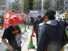 大つけ麺博 日本一決定戦2 第2陣 ~『ラーメンJACKSON'S 』で「きゃに~かにゅかにゅ」♪~-3