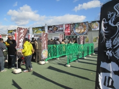 ラーメンEXPO 2013 in 万博公園 ~『彩色ラーメンきんせい』×『和ダイニング清乃』~-3