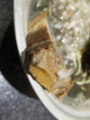烈志笑魚油 麺香房 三く【八】-6