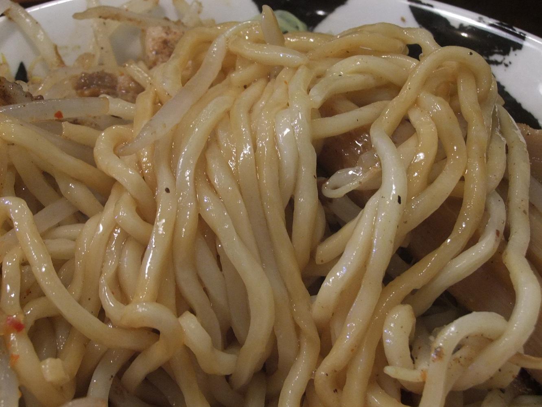 麺屋久兵衛:麺 10.07.18