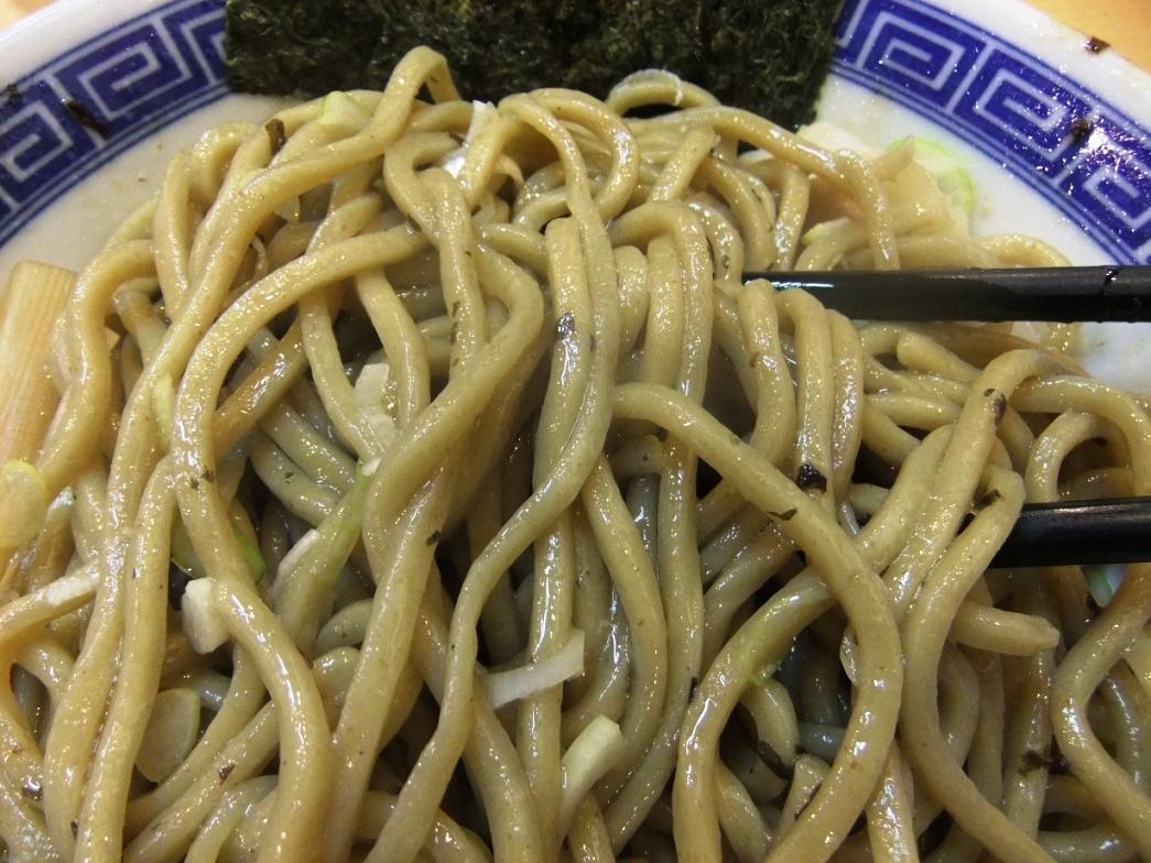 本家大黒屋本舗 平井店:麺 10.09.26