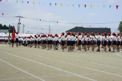 2001運動会