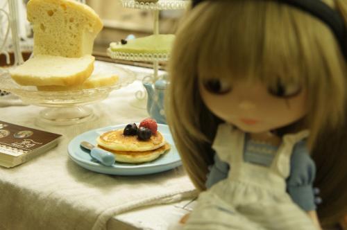 ブライスとパンケーキ