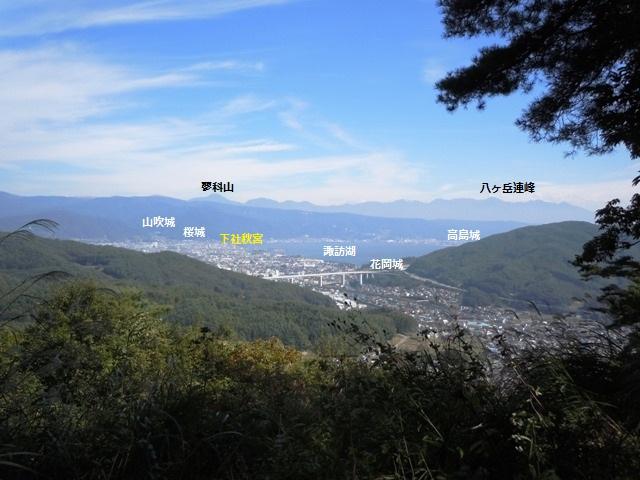高尾山城 (3)