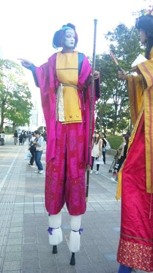 新宿の奇術師