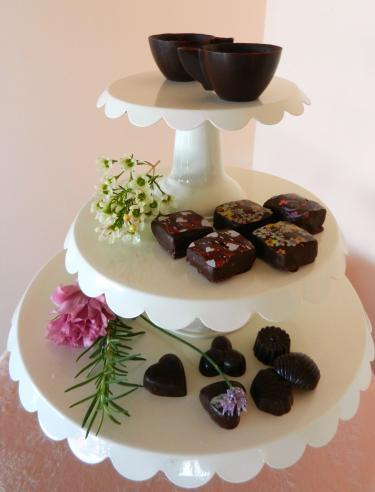 Valentineのchocolate