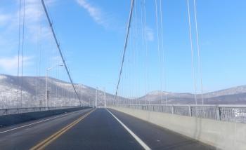 ベアーマウンテン bridge