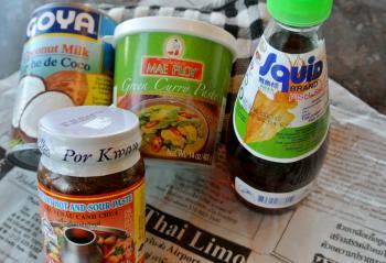 タイの調味料
